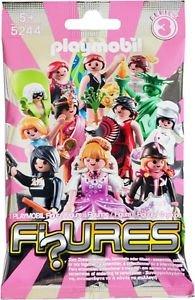 5244 Playmobil Minifiguren Meisjes Serie 3