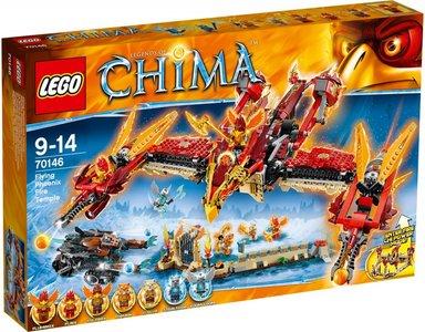 70146 LEGO® Chima Phoenix Vuurtempel