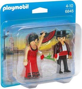 6845 Playmobil Duopack flamencodansers