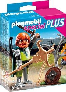 5293 Playmobil Keltische Krijger aan Kampvuur