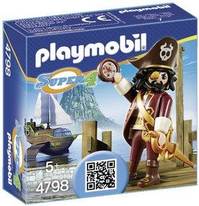 4798 Playmobil Haaibaard