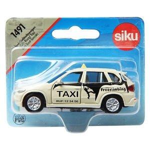 1491 Siku BMW X5 Taxi