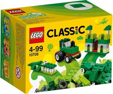 10708 LEGO® DUPLO® Groene Creatieve Doos
