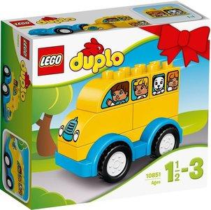10851 LEGO® DUPLO® Mijn eerste bus