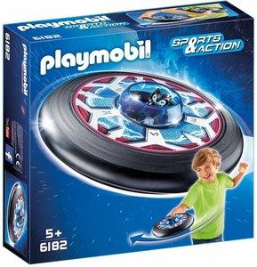 6182 Playmobil Vliegende schotel met alien