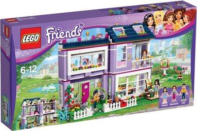 41095 LEGO® Friends Emma's Huis