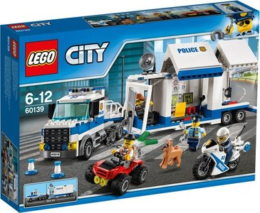 60139 LEGO® City Mobiele commandocentrale