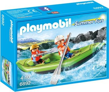 6892 Playmobil Rafting