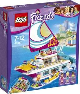 41317 LEGO® Friends Sunshine Catamaran