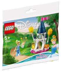 30554 LEGO Disney Princess Assepoester Mini Kasteel (Polybag)